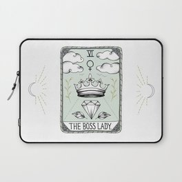 The Boss Lady Laptop Sleeve