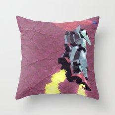 Robot Trousers Throw Pillow