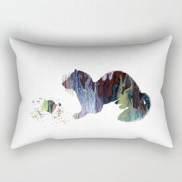Ferret Rectangular Pillow
