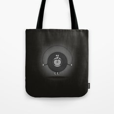 old skipping record Tote Bag