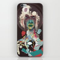 broken iPhone & iPod Skins featuring broken by Thiago Souto