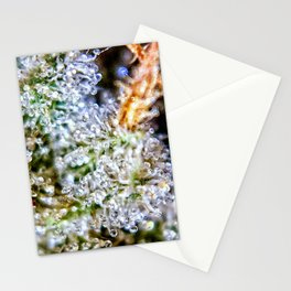 Gorilla Glue Trichomes Strain Indoor Hydro Private Reserve Buds Stationery Cards