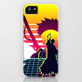 ichigo hollow iPhone Case