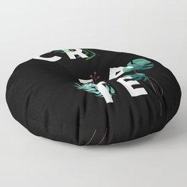 Create Floor Pillow