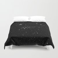 infinite Duvet Covers featuring Infinite by Ricardo Rui