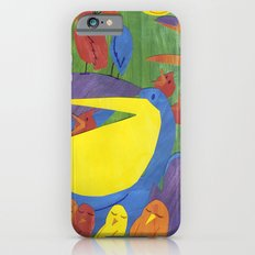There was an old man, on whose nose,  Most birds of the air could repose. Slim Case iPhone 6s