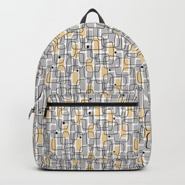 City with lights Backpack