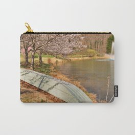 Meadowlark Spring Gardens Carry-All Pouch