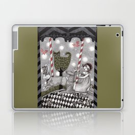 A is for Alice Laptop & iPad Skin