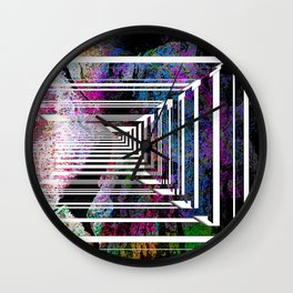Yearbook Wall Clock