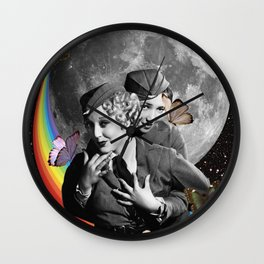 you are my favorite thought Wall Clock