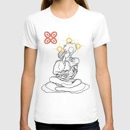 Embracing Our Dreams_illustration&color T-shirt