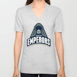 DarkSide Emperors -Blue Unisex V-Neck