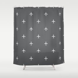 I love traveling Shower Curtain