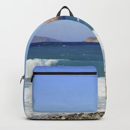 Crete, Greece 7 Backpack