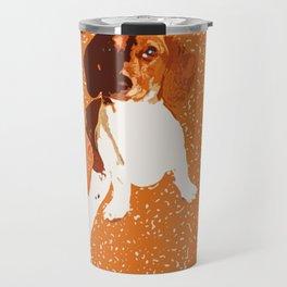 Hildie Buckets Travel Mug