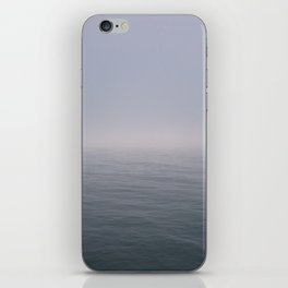 Sea Fret iPhone Skin