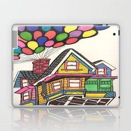 Up,Up & Away  Laptop & iPad Skin