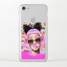 MEH. Clear iPhone Case