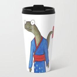 Kimono Dragon Travel Mug