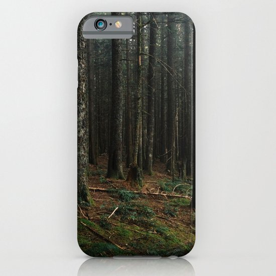 Gorge Woods iPhone & iPod Case