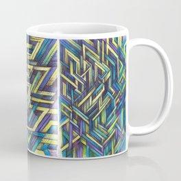 GridWeave Coffee Mug