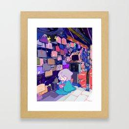 Wish Framed Art Print