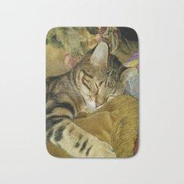 Zelda The Cat Bath Mat
