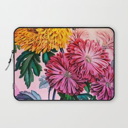 Garden Mums Laptop Sleeve