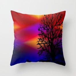 Graphic design Throw Pillow