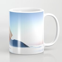 snow makes me think Coffee Mug