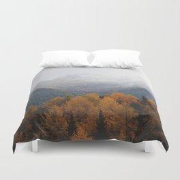 Autumn Air Duvet Cover