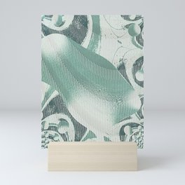 Roaming Levels Mini Art Print