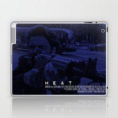 Movie Poster - Heat (Pacino) Laptop & iPad Skin