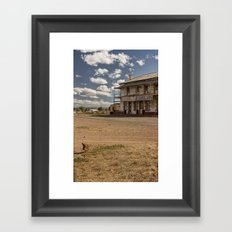 Rusticana Framed Art Print
