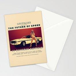 '77 Quiverer Fastback Stationery Cards