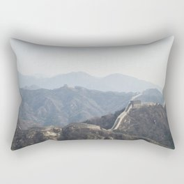 Let's Get Down to Business Rectangular Pillow