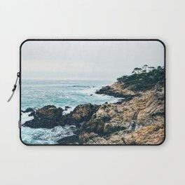Standing on the Coast Laptop Sleeve