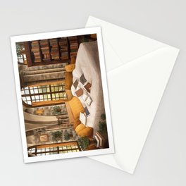 Hufflepuff home Stationery Cards