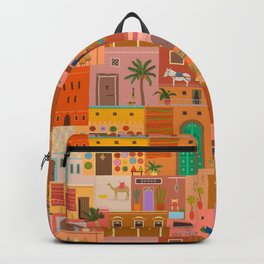 Marrakesh: The Red City Backpack