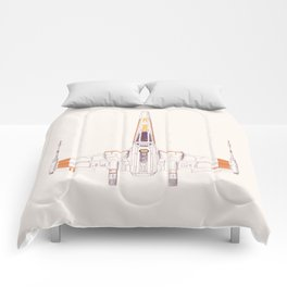 Spaceship Comforters
