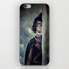 Bellona III iPhone & iPod Skin