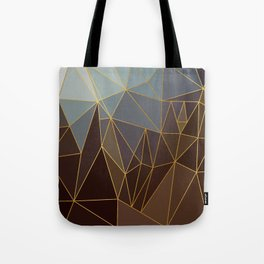 Autumn abstract landscape 2 Tote Bag
