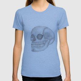 Death Skull (original work of 8yr old boy) T-shirt