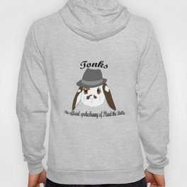 Tonks The Official Crime Bunny Hoody