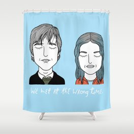 J & C Shower Curtain