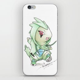 Quite the Tyrant  iPhone Skin