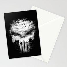 War Zone Stationery Cards