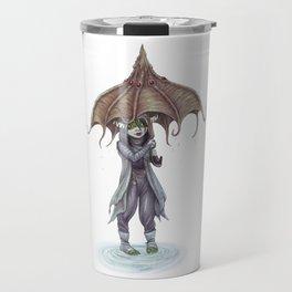 Nott n umbrella Travel Mug