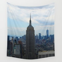 Empire State Building Wall Tapestry